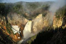 黄石大峡谷-黄石国家公园-doris圈圈