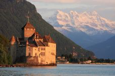 西庸城堡-蒙特勒-doris圈圈