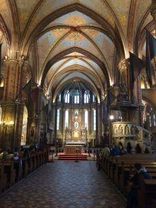 马加什教堂-布达佩斯-水之萍