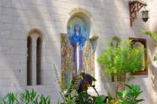 悬挂教堂-开罗-莫卡时间