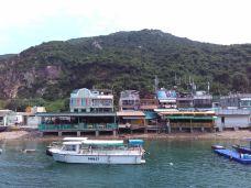 索罟湾码头-香港-世界那么大可我只想走遍中国