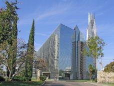 洛杉矶水晶大教堂-橙县-doris圈圈