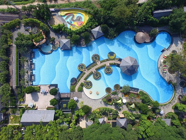 Zhongshan Hot Spring Resort Admission Ticket