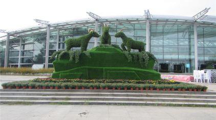 主会场雕塑1