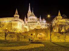 马加什教堂-布达佩斯-是条胳膊