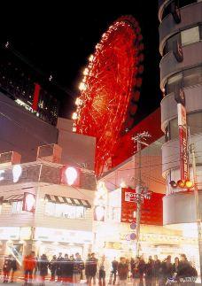 HEP FIVE摩天轮-大阪-克克克里斯