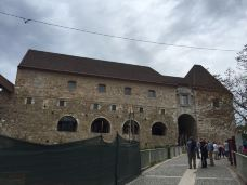卢布尔雅那城堡-卢布尔雅那-云水游悠