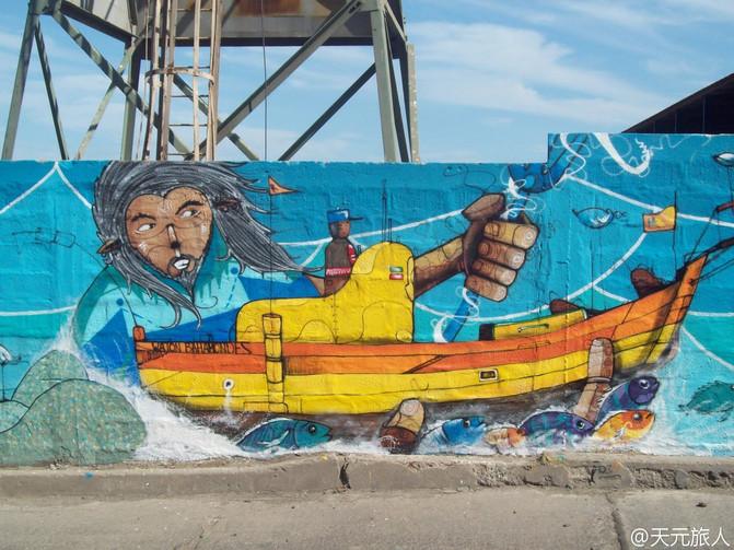 美洲 安托法加斯塔大区 托科皮亚省首府 托科皮亚市 - 西部落叶 - 《西部落叶》· 余文博客