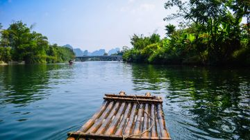 桂林 遇龙河