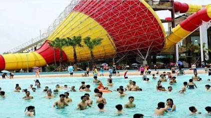 广西马尔代夫水上乐园