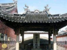 曹娥庙-上虞区-寒江孤影1965