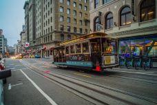 联合广场-旧金山-我爱凝