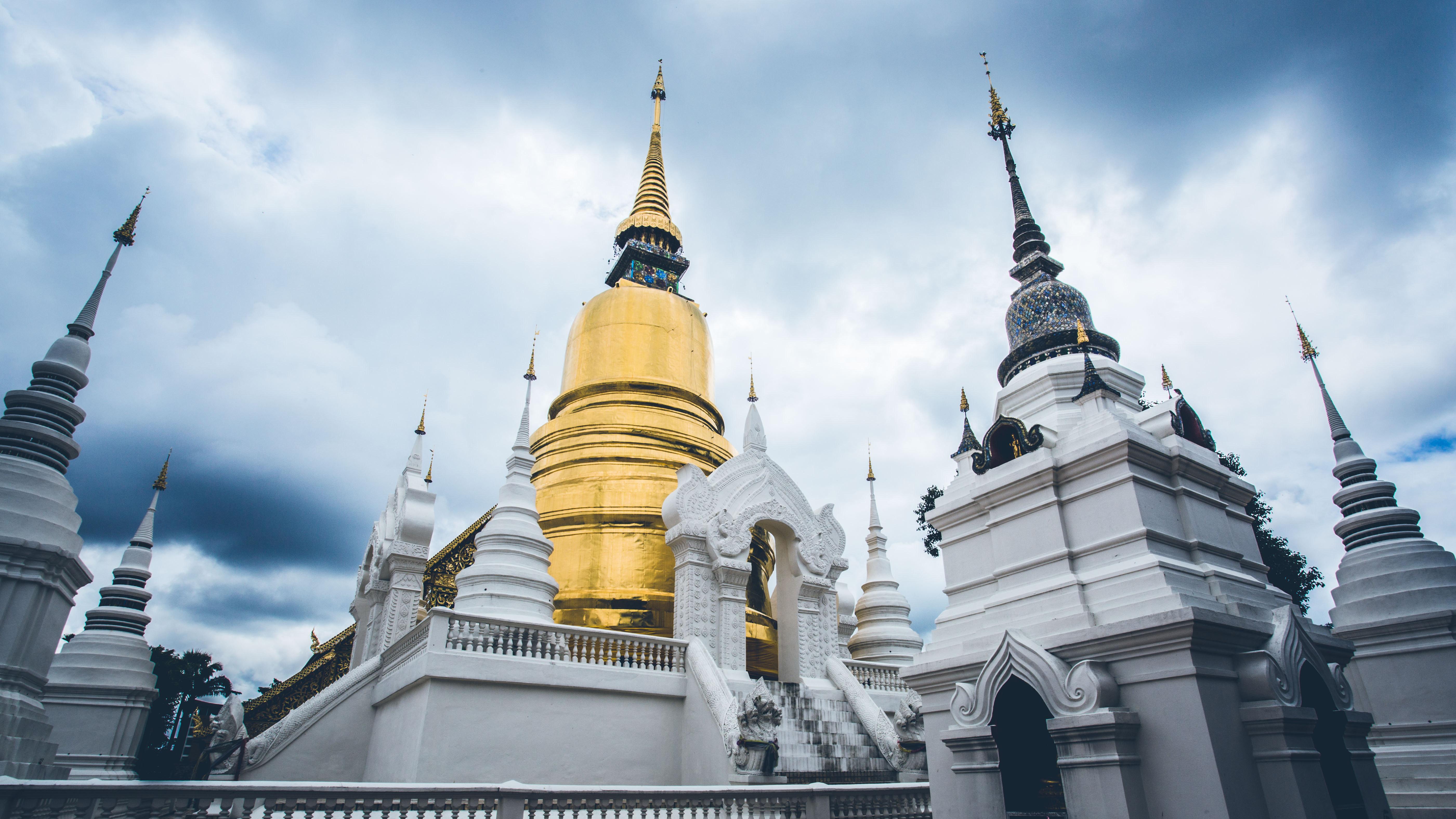 松達寺  Wat Suan Dok   -0
