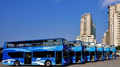 厦门环岛观光巴士2