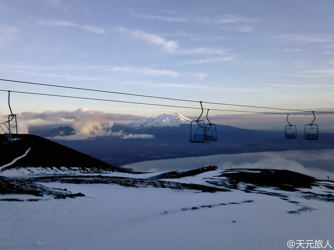 美洲 智利 湖区奥索尔诺省首府 奥索尔诺市 - 西部落叶 - 《西部落叶》· 余文博客