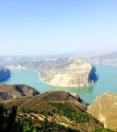 原平游记图文-穿过三晋大地,去黄土高坡寻找黄河水清