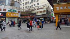 淮河路步行街-合肥-桑大爺