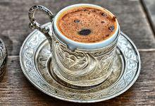 伊斯坦布尔美食图片-土耳其咖啡