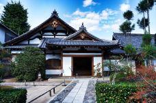 天龙寺-京都-神经小灵子