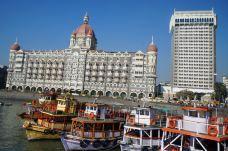 泰姬玛哈酒店-孟买-山水人生