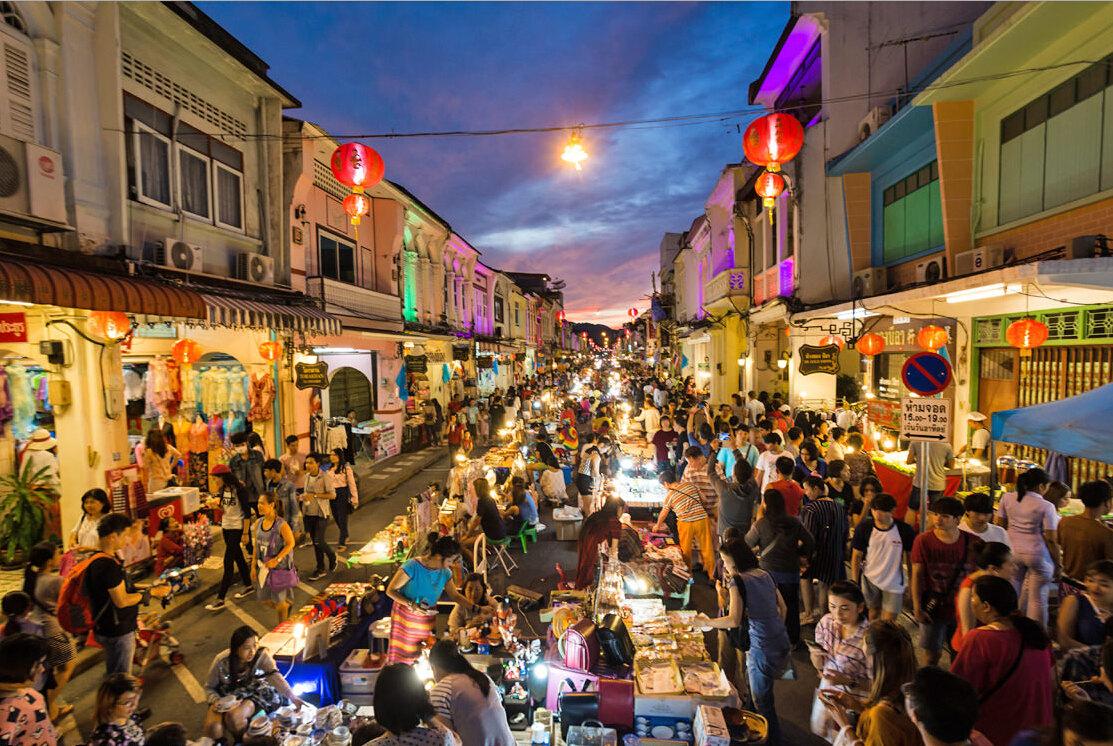 普吉鎮  Phuket Town   -3