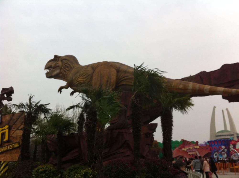 常州中华恐龙园 游记攻略
