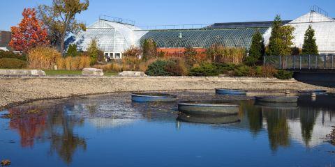 加菲爾植物園
