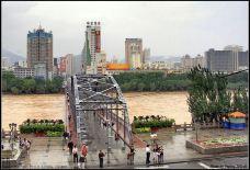 黄河铁桥-兰州-叶老师