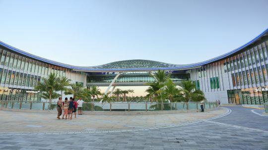 中国 三亚 海棠湾免税店7