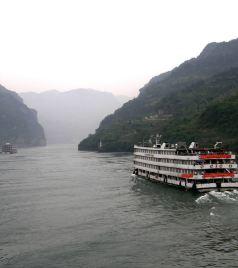 湖口游记图文-南京乘船到重庆
