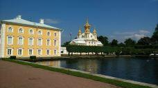 夏宫-圣彼得堡-欢欢秋雨