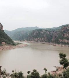 渑池游记图文-黄河丹峡2天1夜亲子游