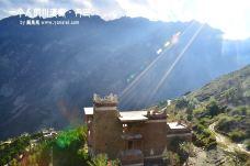 甲居藏寨-丹巴-颜思思