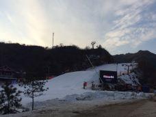 怀北国际滑雪场-怀柔区-悠悠
