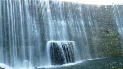 天峡景观瀑