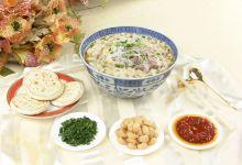 西安美食图片-牛羊肉泡馍