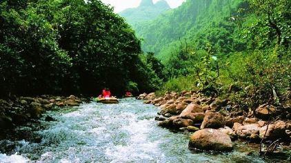 古龙山峡谷