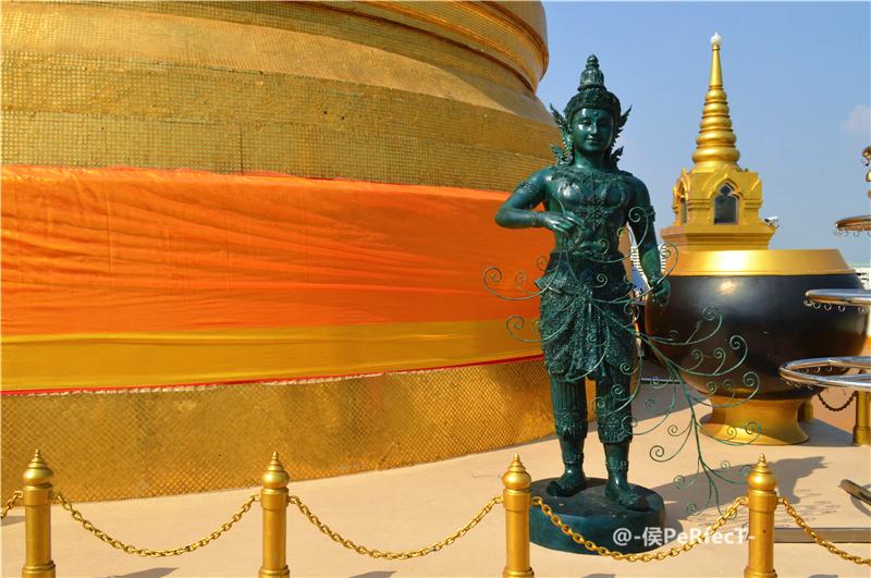金山寺  Wat Saket   -2