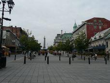 雅克·卡迪亚广场-蒙特利尔-门子乀