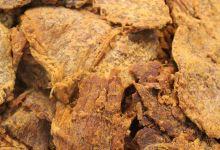 拉萨美食图片-牦牛肉