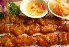 马尼拉美食图片-菲式烧烤