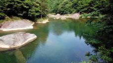 铜铃山森林公园-文成-文由心生听涌泉