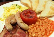 伦敦美食图片-英式早餐