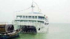 东山旅游码头游船