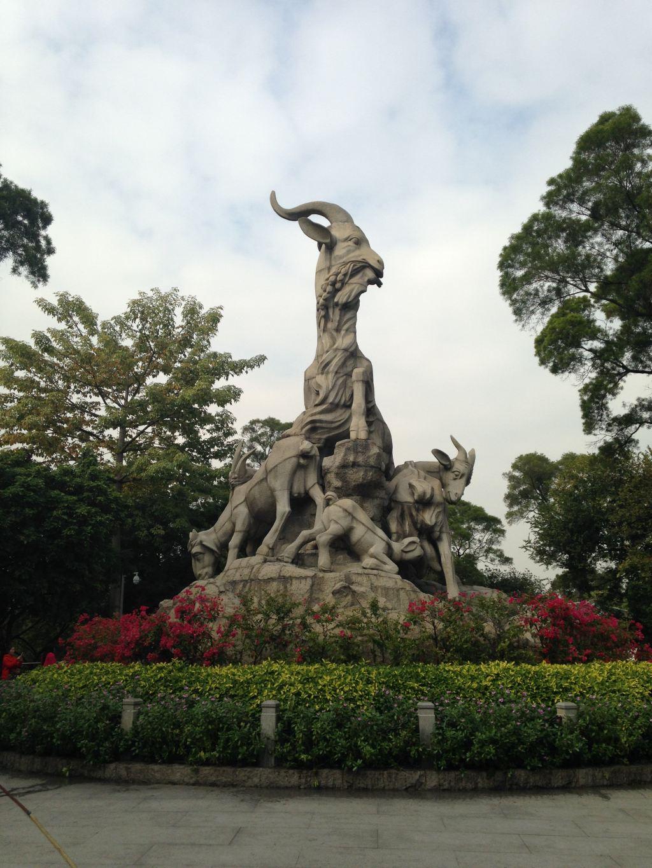 广州五羊石雕图片大全 广州五羊石雕简介