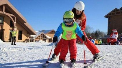 长白山国际万达滑雪场 (5)