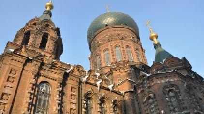 圣索菲亚大教堂1