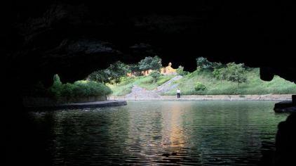 黎明通天河景区