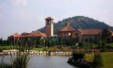 九龙山旅游度假区-平湖-优雅转身