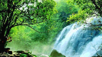 古龙山大峡谷